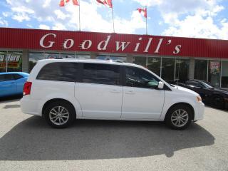 Used 2018 Dodge Grand Caravan SXT PREMIUM PLUS! NAVI! REMOTE START! for sale in Aylmer, ON