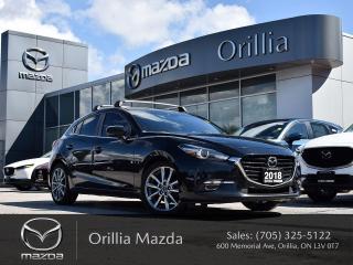 Used 2018 Mazda MAZDA3 Sport UNKNOWN for sale in Orillia, ON