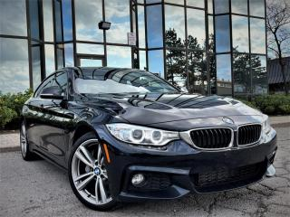 Used 2017 BMW 4 Series 430i XDrive|GRAN COUPE|SUNROOF|HEATED MEMORY SEATS|REAR VIEW for sale in Brampton, ON