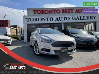 Used 2015 Ford Fusion Hybrid 4dr Sdn SE Hybrid FWD for sale in Toronto, ON