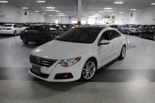 Used 2012 Volkswagen Passat CC DSG SPORTLINE NO ACCIDENTS I LEATHER I SUNROOF I PUSH START for sale in Mississauga, ON