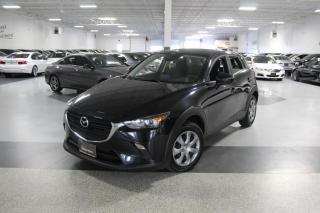 Used 2020 Mazda CX-3 GX NO ACCIDENTS I R. CAM I CARPLAY I BLIND SPOT I PUSH START for sale in Mississauga, ON