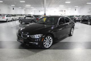 Used 2017 BMW 3 Series 330i XDRIVE I NAVIGATION I LEATHER I SUNROOF I PUSH START BT for sale in Mississauga, ON