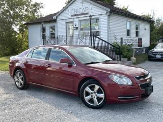 Used 2011 Chevrolet Malibu 1-Owner No-Accidents LT Platinum Edition Leather Bluetooth for sale in Sutton, ON