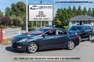 Used 2013 Hyundai Sonata LIMITED 2.4L Auto, Local, No Accidents, New Bodystyle! for sale in Surrey, BC