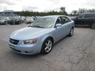 Used 2006 Hyundai Sonata ONE OWNER for sale in Newmarket, ON