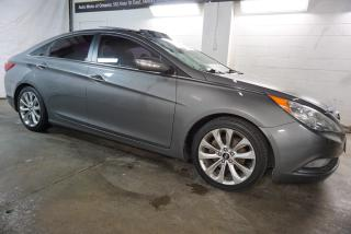 Used 2013 Hyundai Sonata LIMITED TURBO NAVI CAMERA CERTIFIED 2YR WARRANTY *1 OWNER* PANO SUNROOF LEATHER BLUETOOTH for sale in Milton, ON
