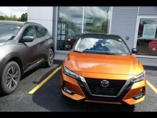 New 2021 Nissan Sentra SR for sale in Brockville, ON