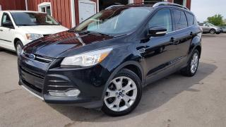 Used 2016 Ford Escape Titanium 4WD for sale in Dunnville, ON