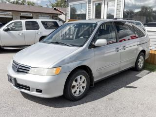 Used 2004 Honda Odyssey EX w/ Leather AS-IS! LOW KMS! for sale in London, ON