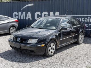 Used 2005 Volkswagen Jetta GLS 2.0L AS-IS! for sale in London, ON
