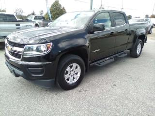 Used 2017 Chevrolet Colorado Crew Cab 4WD Long Box for sale in Leamington, ON
