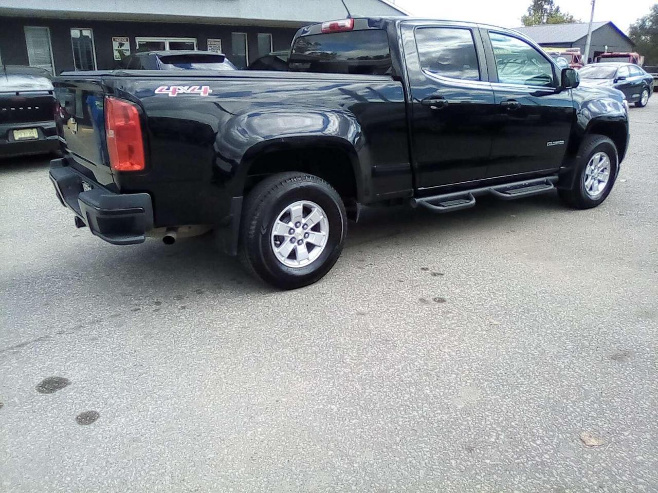 2017 Chevrolet Colorado Crew Cab 4WD Long Box