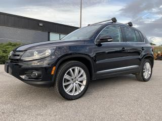 Used 2016 Volkswagen Tiguan Special Edition for sale in Etobicoke, ON