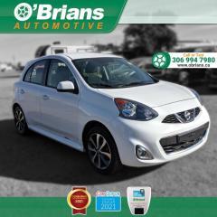 Used 2016 Nissan Micra SR for sale in Saskatoon, SK