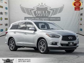 Used 2017 Infiniti QX60 AWD, 7Pass, RearCam, SunRoof, RoofRack, Bluetooth for sale in Toronto, ON