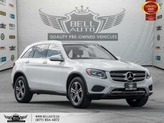 Used 2016 Mercedes-Benz GL-Class GLC 300, Navi, RearCam, Pano, NoAccident, B.spot, DriveAsst for sale in Toronto, ON