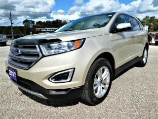 Used 2017 Ford Edge SEL | Blind Spot | Navigation | Panoramic Roof for sale in Essex, ON
