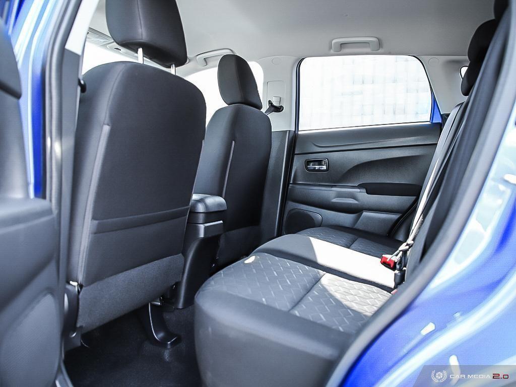 2020 Mitsubishi RVR SE