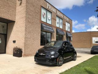 Used 2015 Fiat 500 Turbo for sale in Concord, ON