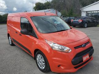 Used 2016 Ford Transit Connect Cargo XLT for sale in Barrie, ON