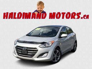 Used 2016 Hyundai Elantra GT GLS for sale in Cayuga, ON