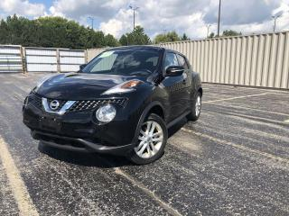 Used 2016 Nissan Juke SV AWD for sale in Cayuga, ON