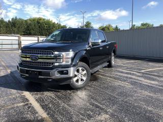 Used 2018 Ford F-150 XLT LARIAT FX4 CREW 4WD for sale in Cayuga, ON