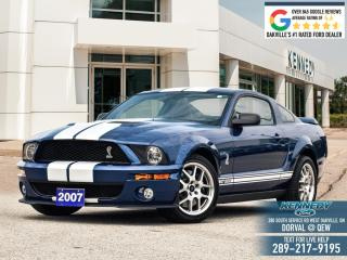 Used 2007 Ford Mustang Shelby GT500 for sale in Oakville, ON