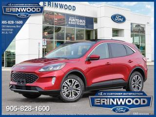 New 2021 Ford Escape SEL Plug-In Hybrid for sale in Mississauga, ON