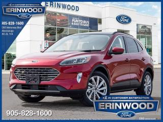 New 2021 Ford Escape Titanium Plug-In Hybrid for sale in Mississauga, ON