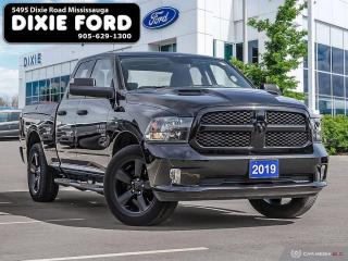 Used 2019 RAM 1500 Classic ST for sale in Mississauga, ON