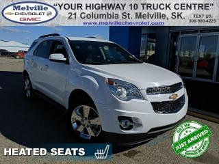 Used 2012 Chevrolet Equinox 1LT for sale in Melville, SK