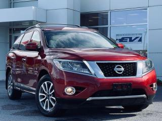 Used 2016 Nissan Pathfinder S for sale in Kingston, ON
