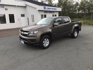 Used 2016 Chevrolet Colorado 4WD WT for sale in Amherst, NS