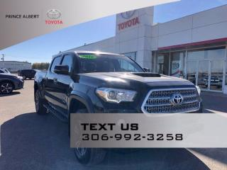 Used 2016 Toyota Tacoma SR5 for sale in Prince Albert, SK