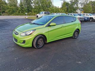Used 2014 Hyundai Accent GS for sale in Madoc, ON
