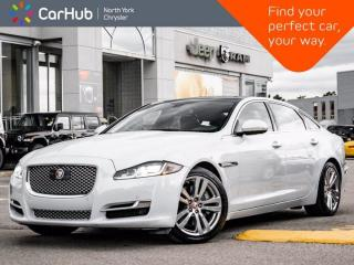 Used 2016 Jaguar XJ L Portfolio AWD Heated & Vented Massage Seats Panoramic Roof for sale in Thornhill, ON