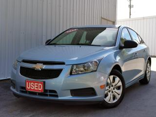 Used 2012 Chevrolet Cruze LS WELL MAINTAINED, SMOKE-FREE, LOCAL TRADE for sale in Cranbrook, BC