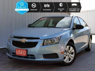 Used 2012 Chevrolet Cruze LS NO ACCIDENT, WELL MAINTAINED, SMOKE-FREE, LOCAL TRADE for sale in Cranbrook, BC