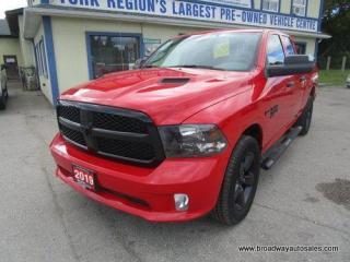 Used 2019 Dodge Ram 1500 LIKE NEW CLASSIC-EDITION 6 PASSENGER 5.7L - V8 - HEMI.. 4X4.. QUAD-CAB.. 6.6