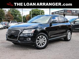 Used 2014 Audi Q5 for sale in Barrie, ON