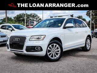 Used 2013 Audi Q5 for sale in Barrie, ON