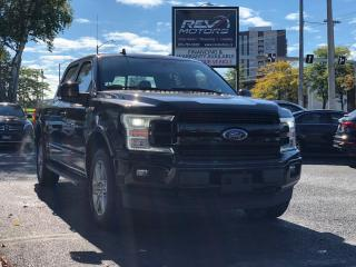 Used 2019 Ford F-150 LARIAT | SUPERCREW | NAVIGATION| REVERSE CAM for sale in Ottawa, ON