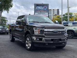 Used 2019 Ford F-150 LARIAT | 3.5L ECOBOOST |  SUPERCREW | NAVIGATION | for sale in Ottawa, ON