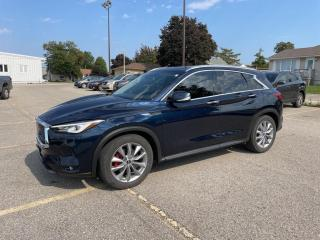 Used 2019 Infiniti QX50 for sale in Goderich, ON