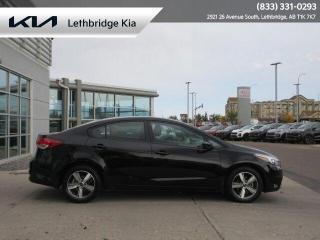 Used 2018 Kia Forte LX+ for sale in Lethbridge, AB