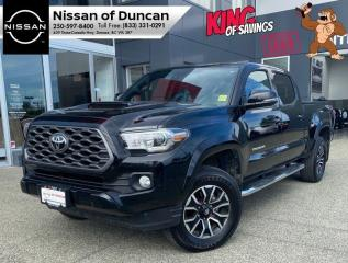 Used 2020 Toyota Tacoma for sale in Duncan, BC