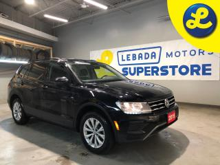 Used 2019 Volkswagen Tiguan 4Motion (AWD) *  Back Up Camera * Apple Car Play * Android Auto * Mirror Link * Blind Spot Assist * Sport Mode/Snow Mode/Off Road Mode * Cruise Contro for sale in Cambridge, ON