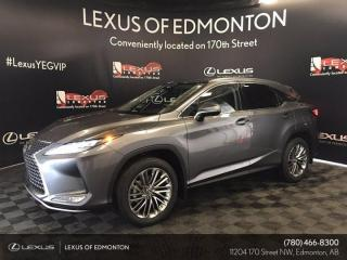 New 2022 Lexus RX 350 Executive Package for sale in Edmonton, AB